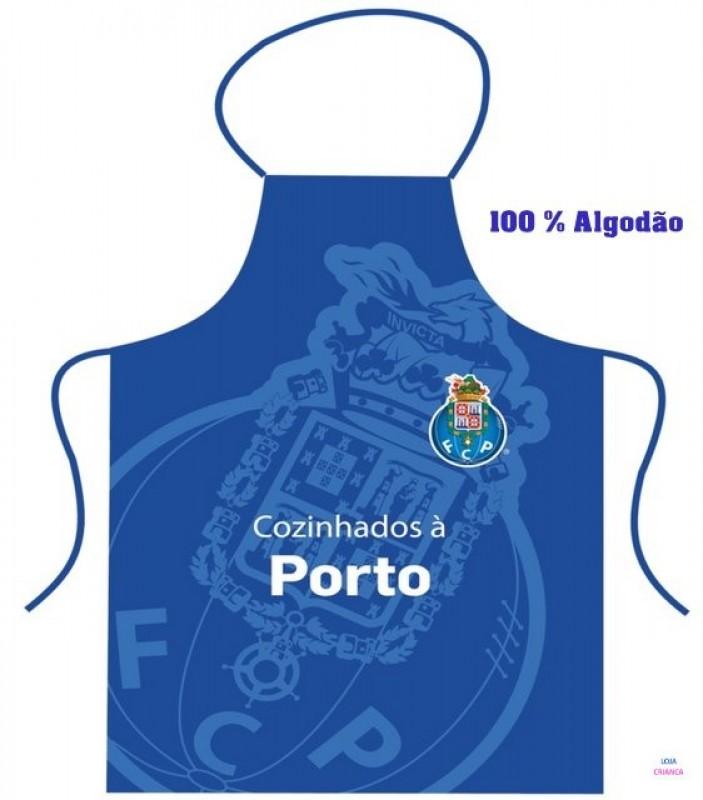Porto - Avental FCP - Cozinhados à Porto