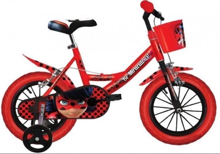1fffd2c95 Bicicleta Ladybug 14 polegadas