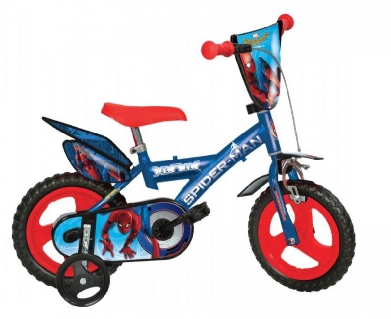 7c36832ca Bicicleta Spiderman 12 polegadas - 2017
