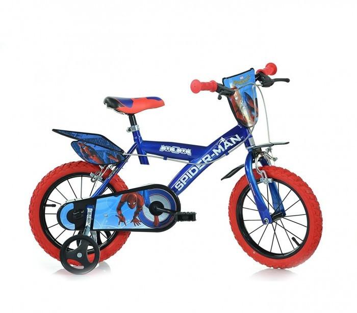 794cf9f29 Bicicleta Spiderman 14 polegadas