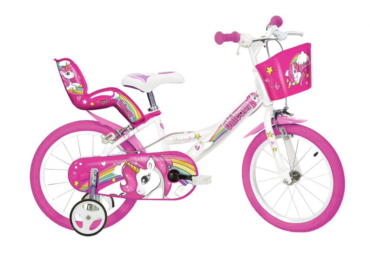 1e9c1f5d2 Bicicleta Unicórnio 14 polegadas