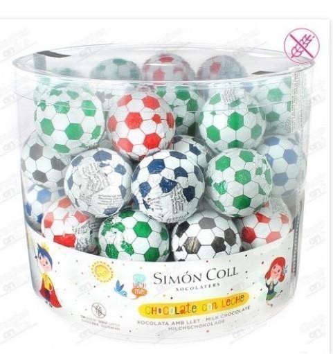 28b4c9938d Bola de Futebol Chocolate 12gr