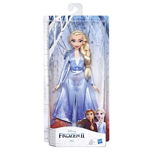 Boneca Frozen II: Elsa