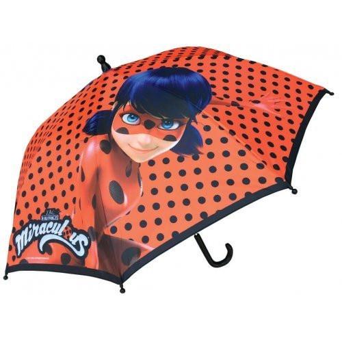 Chapéu chuva automático 46cm Ladybug  2612885d1df