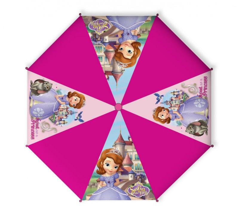 Chapéu chuva automático Disney Princesa Sofia 46cm  61db2964050