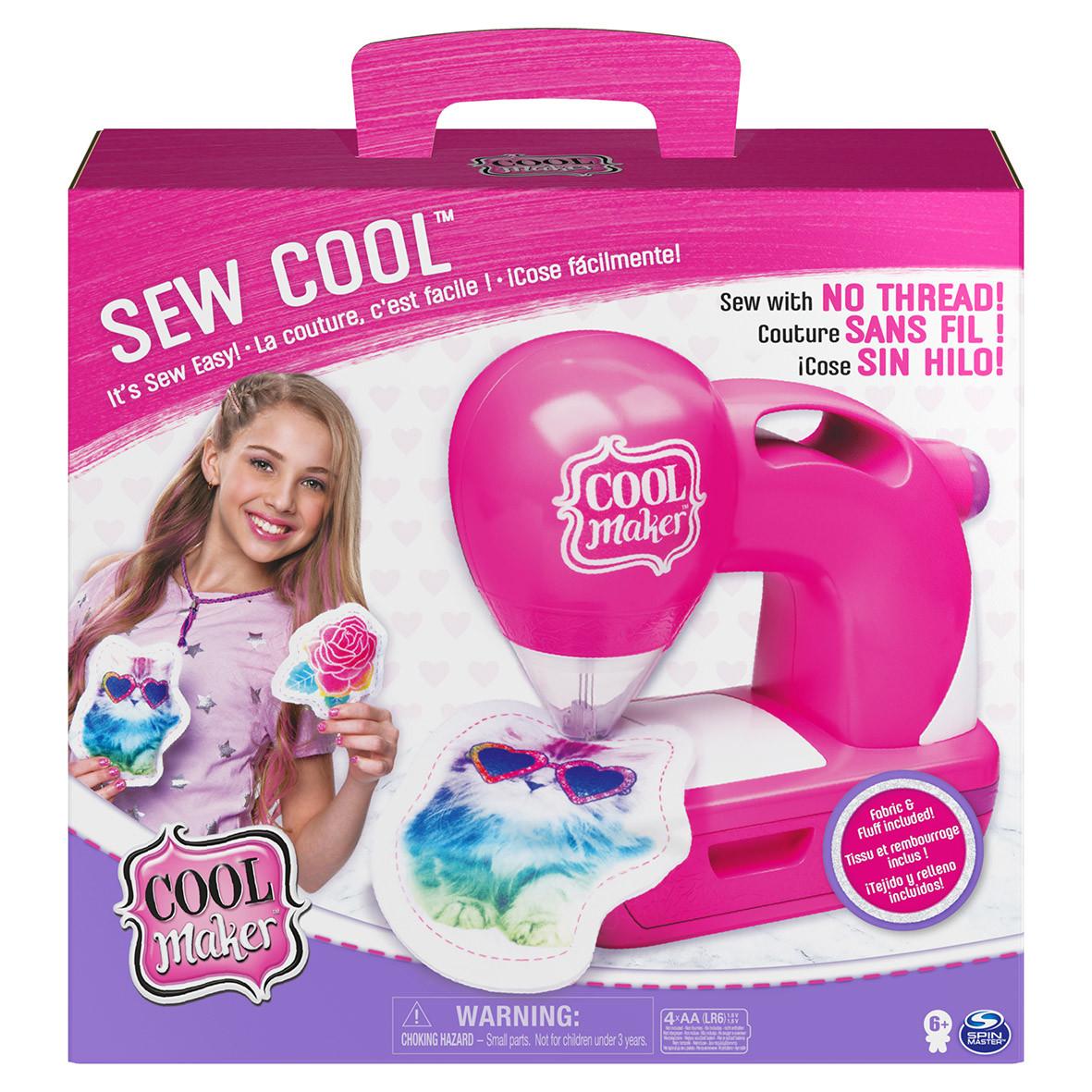 Cool Maker - Máquina de Costura