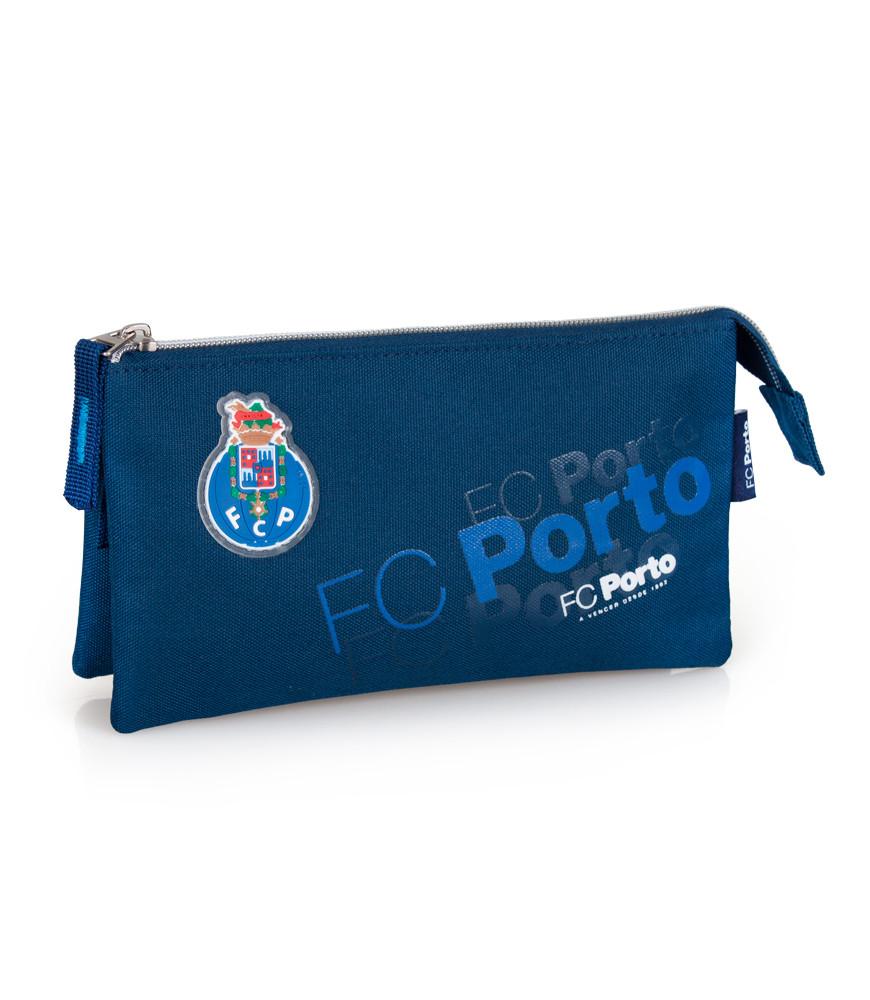 Porto - Estojo Triplo FC Porto