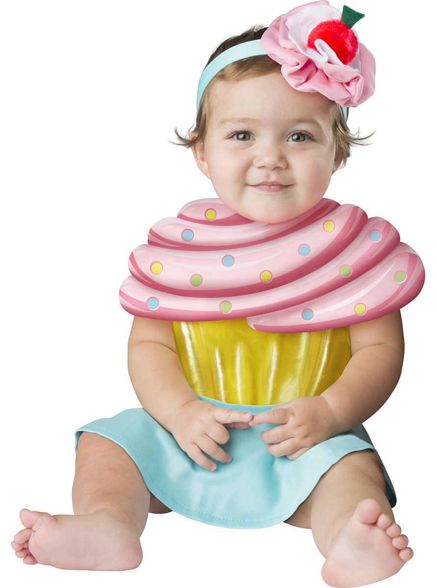 d099ab99e Fato de cupcake irresistivel para bebé