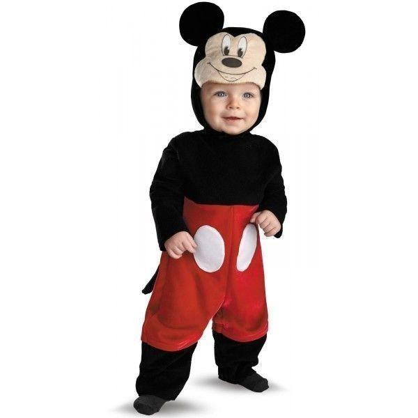 fca255795229 Fato Mickey Mouse Deluxe bebé | Loja da Criança