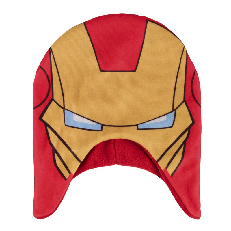 Gorro premium full print Marvel Avengers - Homem de Ferro  6484c2d9eaa