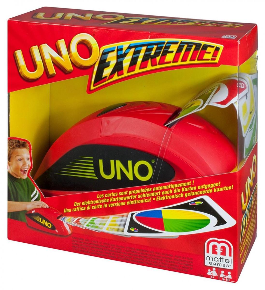 Jogo Cartas Uno Extreme Loja Da Crianca
