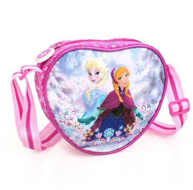 Mala Coração Frozen Anna e Elsa  59ecb44ddbf
