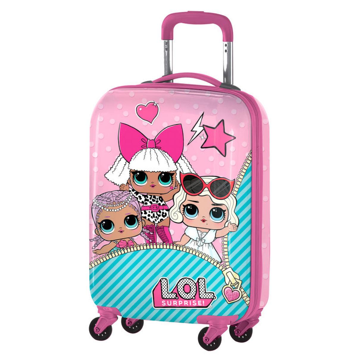 A mala de viagem certa para a criança de cada idade Viagem