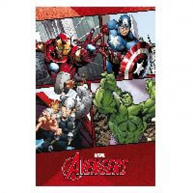Manta polar Marvel Avengers