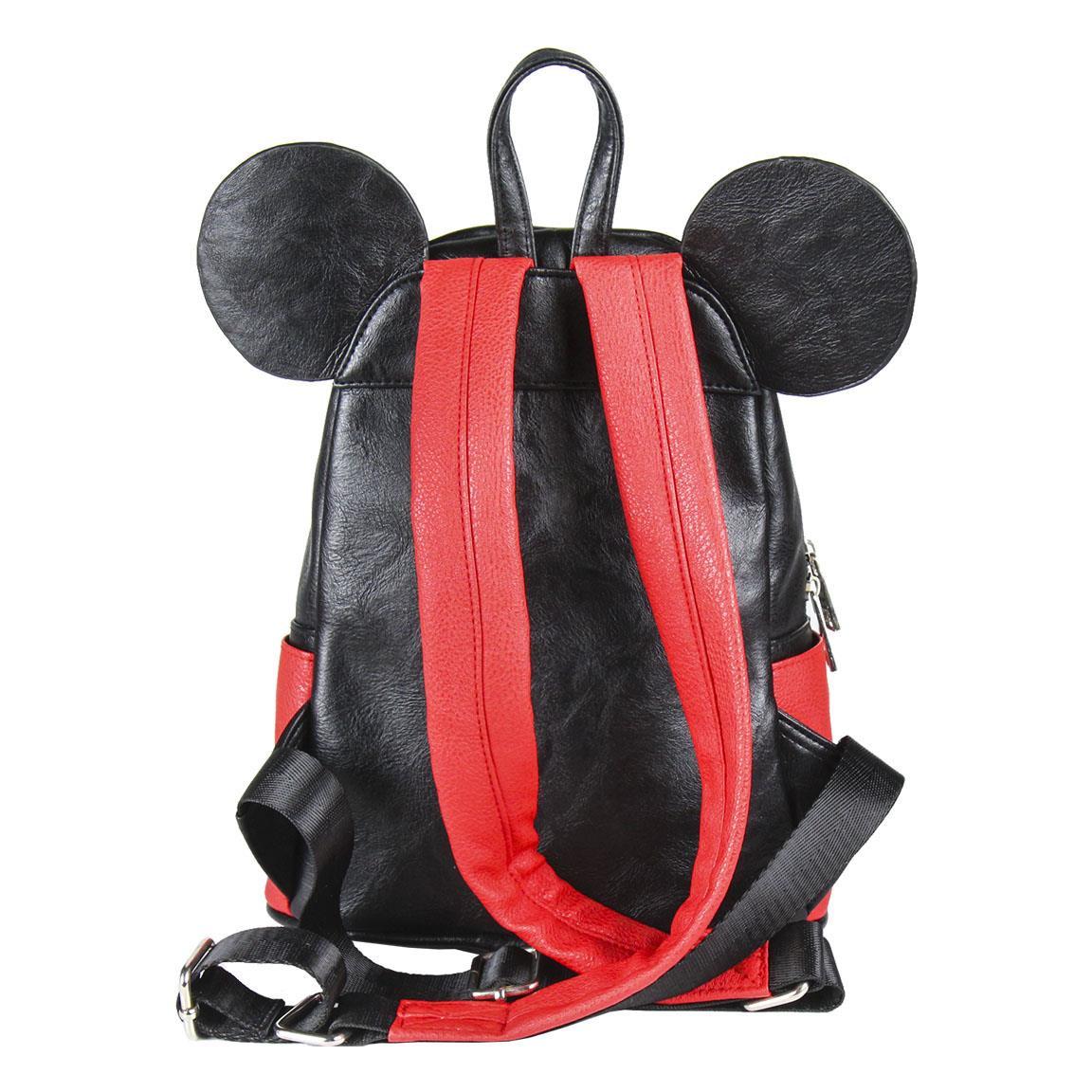 Mochila escolar Premium 48cm c trolley de Mickey Oh Boy