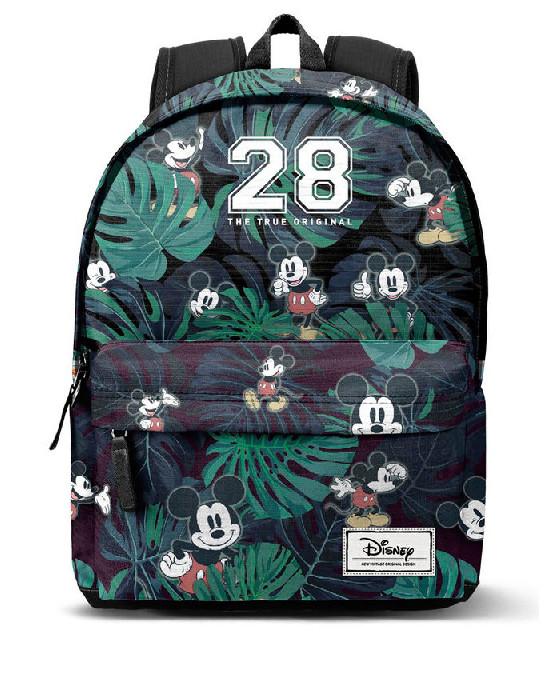 Resultado de imagem para Mochila Escolar 42cm Mickey 28 Disney