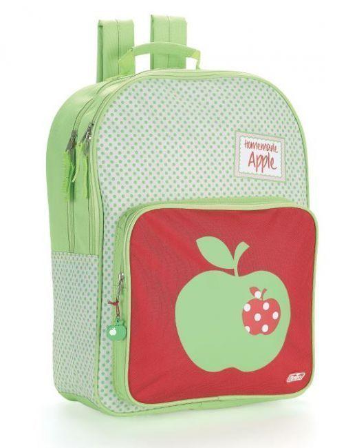 Mochila Escolar Apple 3 fechos   Loja da Criança