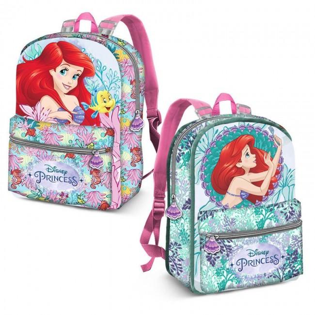 Mochila Escolar De Rodinha Frozen Disney