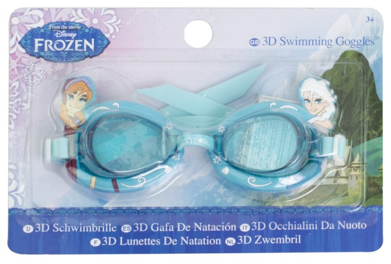 Óculos Natação Disney Frozen Anna e Elsa   Loja da Criança 1fa57192e3