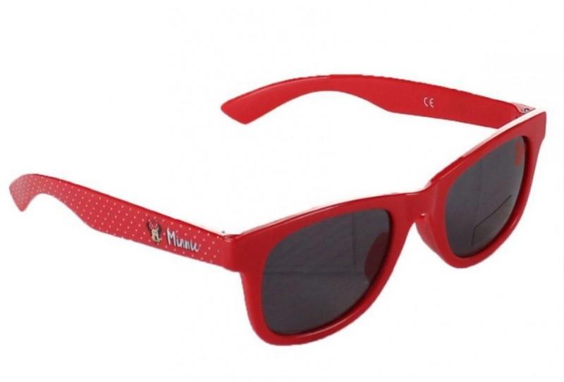 60357a3286759 Óculos Sol c  UV 400 Minnie Vermelho
