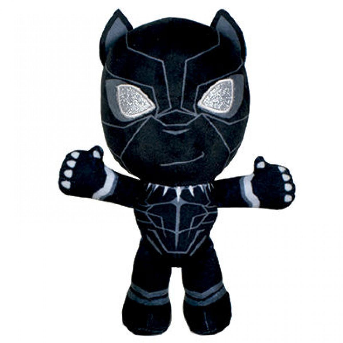 Peluche Pantera Negra Vingadores Avengers 19cm Loja Da Crianca
