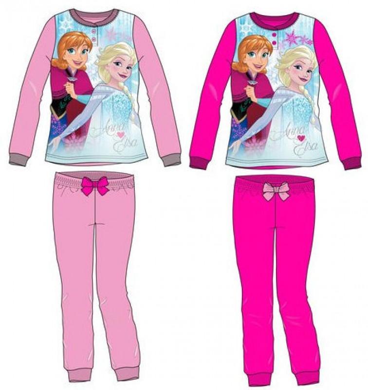 4758e8ad47 Pijama micro-polar Frozen