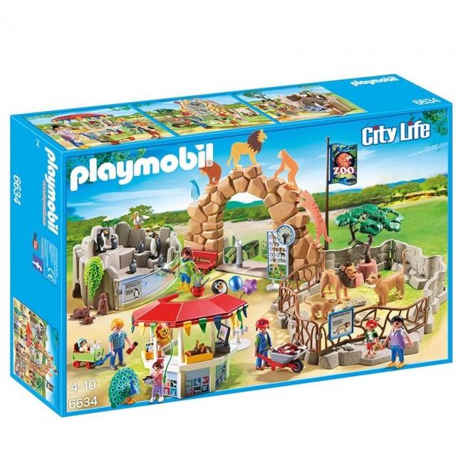 58738d5b3 Playmobil - Grande Jardim Zoológico   Loja da Criança