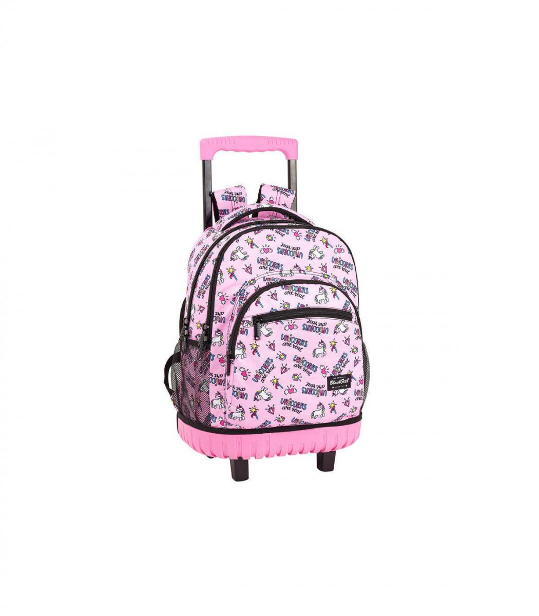 Trolley e mochilas unicornio | Facebook