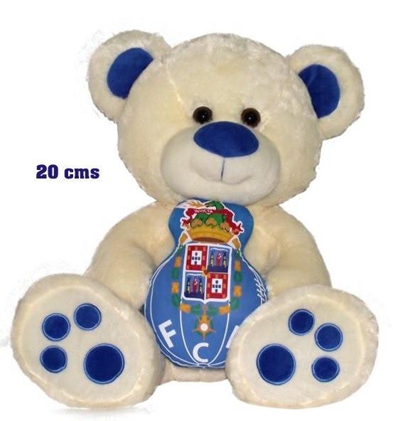 Porto - Urso Peluche FCP 20cm
