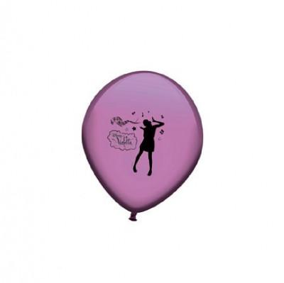 10 Balões Violetta Disney