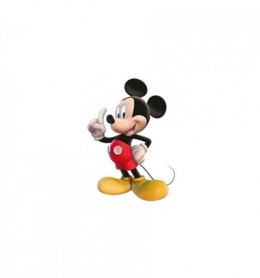2 Figuras Cartão Disney Mickey
