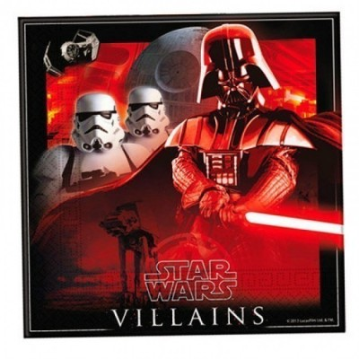 20 Guardanapos Star Wars Classic