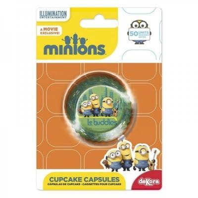 50 Formas Cupcake Minions