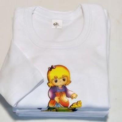 6 Camisolas Int. Criança
