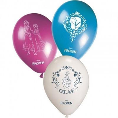 8 Balões látex Frozen