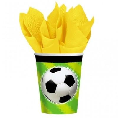 8 Copos Festa Futebol Champions