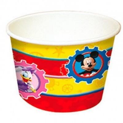 8 Taças sobremesa Mickey
