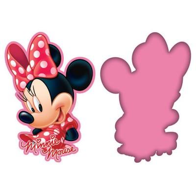 Almofada 3D Minnie Mouse Disney