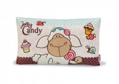 Almofada Bordada Nici Jolly Candy 43cm