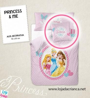 Almofada Decorativa Princesas Disney & Me