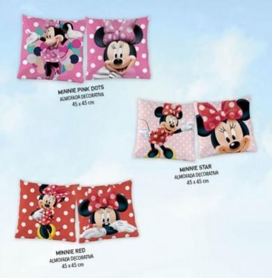 Almofada Disney Minnie - Sortido