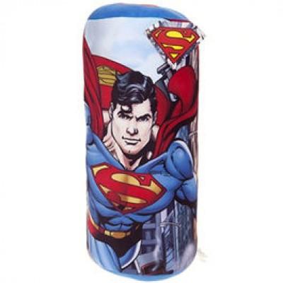Almofada rolo Superman
