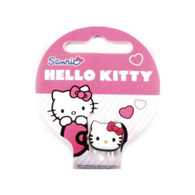 Anel com Figura Metal Hello Kitty
