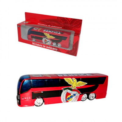 Autocarro Benfica