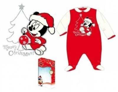 Babygrow Disney minnie Natal