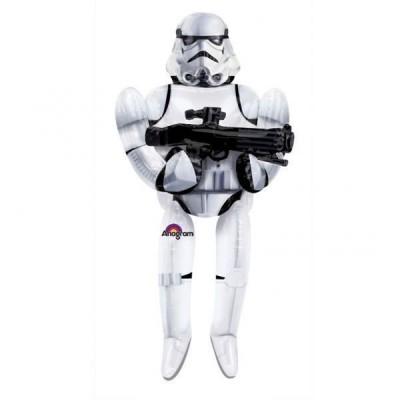 Balão Airwalker Star Wars 177 cm