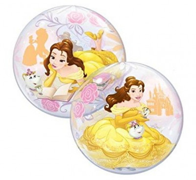 Balão Bubbles Bela Disney