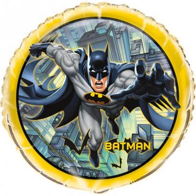 Balão Foil metálico Batman 46cm