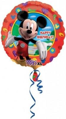 Balão Foil Mickey Club 43cm