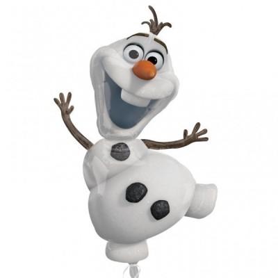 Balão Foil Olaf Frozen 104cm